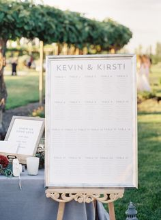 Check out more of this modern winery wedding on the blog today!