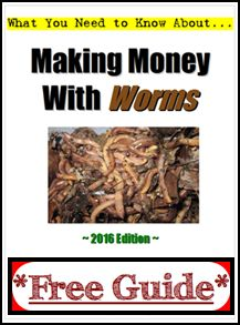Red Worm Composting | Red Wiggler Worms, European Nightcrawlers and loads of helpful Worm Composting Information