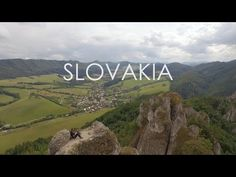Somewhere in Slovakia 1 - YouTube