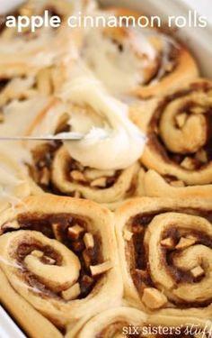 Easy Cinnamon Roll Twists Recipe – Six Sisters' Stuff