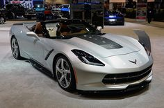 2014 Chevrolet Corvette Stingray Convertible Atlantic Conc… | Flickr