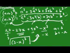 Caso VIII Factorización de expresiones como cubo perfecto de un binomio
