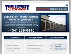 Lynchburg Self Storage Tax Advisor, Professional Web Design, Storage Facility, Self Storage, Rooms For Rent, Storage Units, Social Networks, Internet Marketing, Air Max