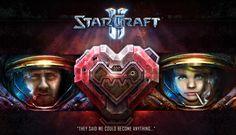 Starcraft Valentines.