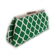This Coin Clutch is perfect for those Blazer games!