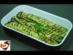 Zucchine grigliate: in padella, alla piastra o al forno - Speziata