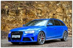 RS4 Nogaro selection Rs 4, Nice Cars, Audi Rs4, Cars, Volkswagen Group, Blue, Cool Cars