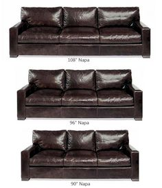 The Napa (Maxwell) Oversized Seating Sofa