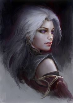 f Rogue Thief Leather Armor Cloak portrait female urban City Night undercity lg Fantasy Women, Fantasy Rpg, Dark Fantasy Art, Fantasy Girl, Female Character Design, Character Design Inspiration, Character Concept, Character Art, Dnd Characters