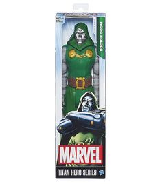 Marvel Avengers Titan Hero Series Doctor Doom Figure