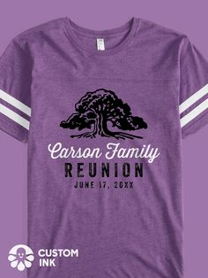 a8981f99 Great design idea for custom family reunion t-shirts, shirts, tees, tank  tops, bags, and more