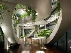 Japanese Indoor Gardens (38)