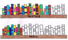 Ya empieza de nuevo el cole, y andamos como locos buscando nuevos recursos para el aula, que resulten motivadores e ilusionantes.  ... Too Cool For School, Back To School, English Book, Teacher Tools, Reading Time, I Love Books, Literacy, Coloring Pages, Language