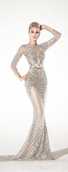 Charbel Zoé Frühjahr/Sommer 2016 - Couture - http://de.orientpalms.com/Charbel-Zoe-6189