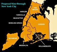 New York's Nine Boroughs?