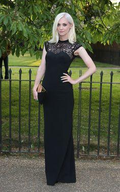 Portia Freeman attends the annual Serpentine Gallery summer party at The Serpentine Gallery on June 26, 2013 in London, England.