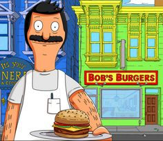 "Which ""Bob's Burgers"" Character Are You? I got Gayle, lindas sister"