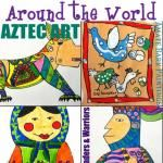 Art from Around the World PDF Art Booklet.