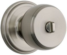 View the Brinks C23022-12 Ganyon Privacy Door Knob Set with Push Pull Rotate Functionality at Build.com.