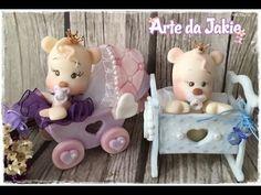 LINHA DE CORTADORES ARTE DA JAKIE. CARRINHO BABY E BERCINHO BABY COMPLETO. - YouTube