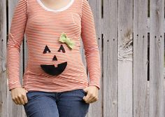 The best roundup of Halloween costumes for pregnancy. Over 60 ideas for maternity Halloween costumes. Save this for when you're pregnant! Pregnant Halloween Costumes, Creative Halloween Costumes, Baby Halloween, Maternity Halloween, Women Halloween, Homemade Halloween, Halloween 2019, Halloween Shirt, Halloween Ideas