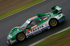 Dome Racing Honda NSX-GT #Takata.