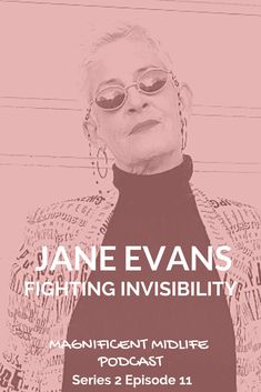 Meet Jane Evans, the founder of the Uninvisibility Project and campaigning to end the invisibility that hits women as we get older. Stuck In Life, Post Menopause, Feeling Invisible, Finding Purpose, Funny Character, Lifestyle Quotes, Love Your Life, Humor, Getting Old