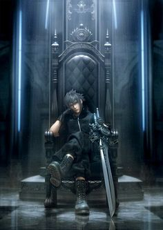 Noctis Lucis Caelum - Final Fantasy Versus XIII. Eventually this game will get released...