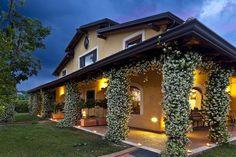 Hotel ecosostenibile Campania:Villa Rizzo