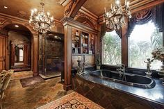 Now, this is a bathroom....!