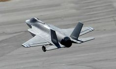 F-35 Lightning 64mm Grey RC EDF Jet PNP Version