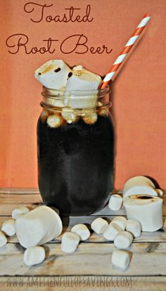 Recipe: Toasted Root Beer- http://www.amittenfullofsavings.com/toasted-root-beer/