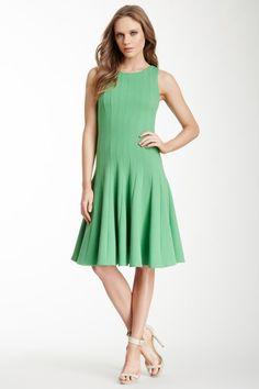 Seamed Dress by Joan Vass on @HauteLook