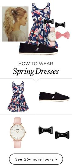 """""""I wish it was Spring!"""" by phoridavies on Polyvore featuring Marc by Marc Jacobs, CLUSE, Missoni, TOMS, women's clothing, women's fashion, women, female, woman and misses"""