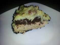 German chocolate cake cheesecake