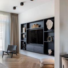 Woning Leidsche Rijn | Studio Zuyd Home Room Design, Living Room Designs, Living Room Interior, Home Living Room, Living Tv, Happy New Home, Style Deco, Home Staging, House Rooms