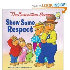 a book about respect! Teaching respect to your students and children!