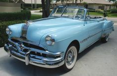 1951 Pontiac..Re-pin brought to you by agents of #Carinsurance at #HouseofInsurance in Eugene, Oregon