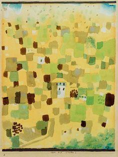 Paul Klee - Sizilien, 1924.217.
