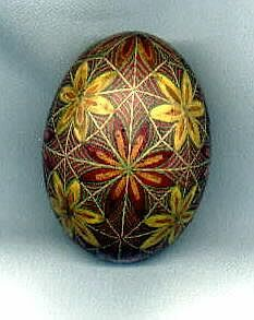 how to do pysanky