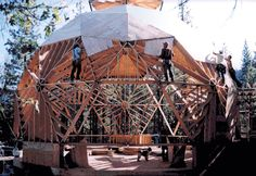 Timberline Geodesics - build your domehome