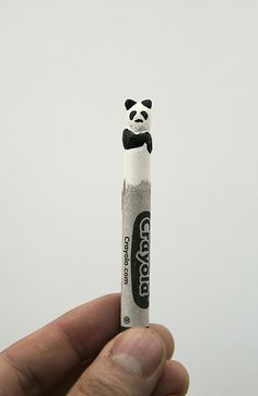 Mr. Panda ( crayon #art ) | Diem Chau