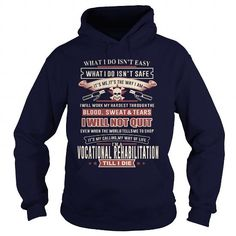 VOCATIONAL REHABILITATION COUNSELOR I WILL NOT QUIT T Shirts, Hoodies. Get it here ==► https://www.sunfrog.com/LifeStyle/VOCATIONAL-REHABILITATION-COUNSELOR-SKULL-2-Navy-Blue-Hoodie.html?41382 $35.99