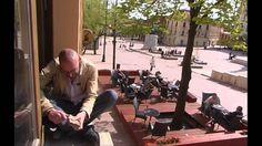 Puunkuokkijat ryhmänäyttely, Pécsissä Nádor galleriassa 2011.  Video: Nádor gallery