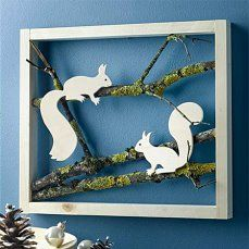 Winter scenes in the frame (kreativ.) - Claudia Mortinka - - Winter scenes in the frame (kreativ. Book Crafts, Diy And Crafts, Crafts For Kids, Arts And Crafts, Paper Crafts, Craft Books, Diy Paper, Winter Szenen, Winter Craft