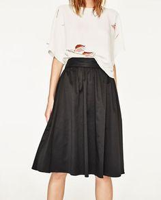 blog-de-mode-rosalys-soldes-zara-jupe-midii-noire-avec-taille-drapée