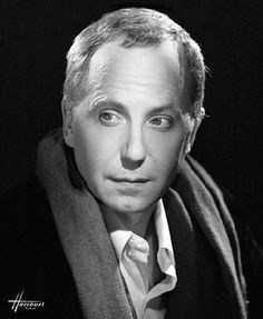 Fabrice #Luchini par #Harcourt / french actor