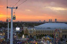 Tulsa State Fair - Tulsa, Oklahoma