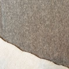 Plush Jersey - Grey Marl at The Village Haberdashery