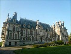Chateau - Franche-Comte - with 18 bedrooms on 67 acres of fenced parkland